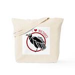 Love Vultures Tote Bag