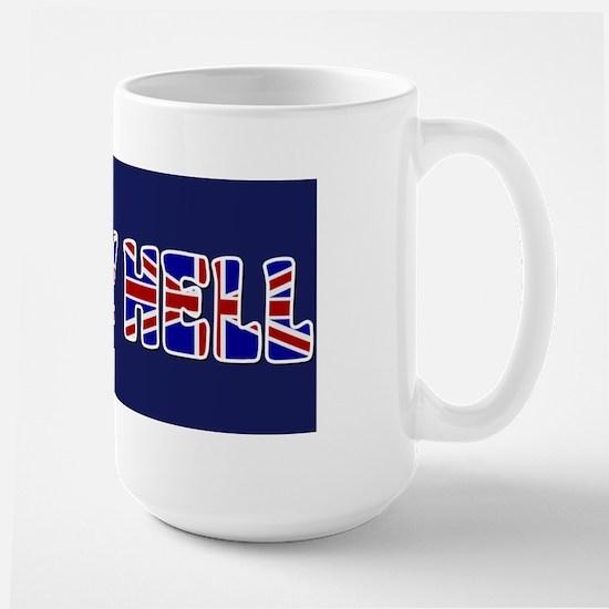 BLOODY HELL Large Mug