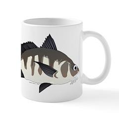 Black Drum c Mug