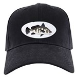Black Drum c Baseball Hat