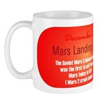 Mug: Mars Landing Day The Soviet Mars 3 descent mo