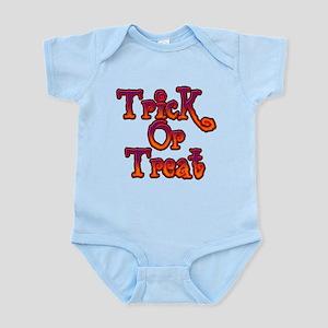 Trick or Treat Infant Bodysuit