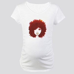 Autumn Attitude Maternity T-Shirt