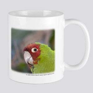 Small Parrot Mug