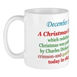 Mug: A Christmas Carol which redefined Christmas w