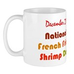 Mug: French Fried Shrimp Day