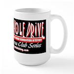 Bullet Hole Drive Log Mugs