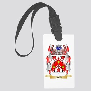 Creely Large Luggage Tag