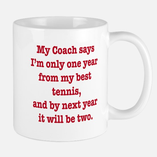 BestTennis Mugs