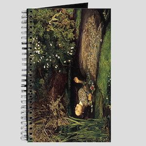 Millais Ophelia Journal