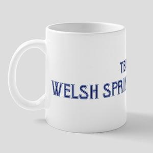 Team Welsh Springer Spaniel Mug