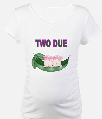 DOUBLE BLESSING-TWIN GIRLS Shirt