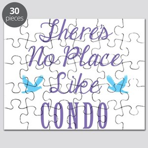 Theres No Place Like Condo Puzzle