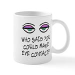 Eye Contact Mug