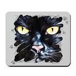 """Black Cat"" Mousepad"