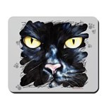 """Black Cat"" Mousepad"
