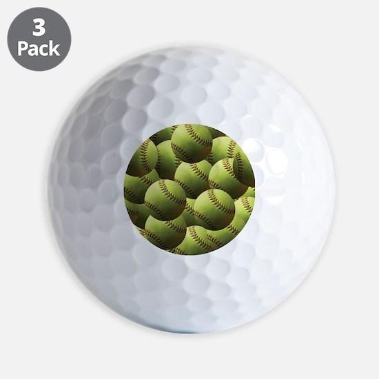 Softball Wallpaper Golf Ball