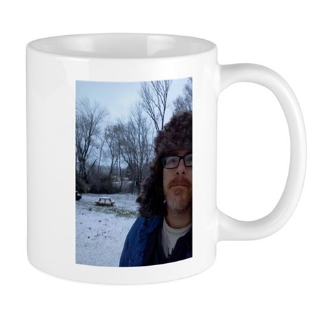shane in winter Mug
