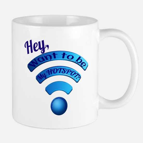 Hotspot Mug