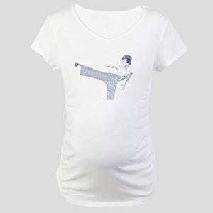 Bruce Lee Maternity T-Shirt