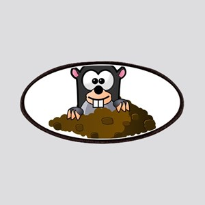 Cartoon Gopher Patches