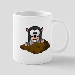 Cartoon Gopher Mug