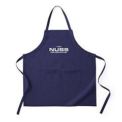I Eat Nubs For Breakfast Workbench Apron (dark)