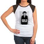 Born to Kvetch Women's Cap Sleeve T-Shirt
