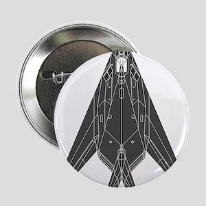 """Lockheed F-117 Nighthawk 2.25"""" Button"""