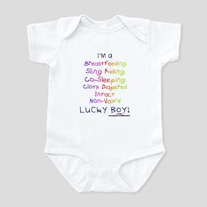 BF SR CS CD I NV Boy Infant Bodysuit