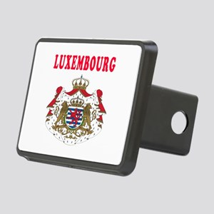 Luxembourg Coat Of Arms Designs Rectangular Hitch