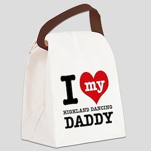 I love my Highland Daddy Canvas Lunch Bag