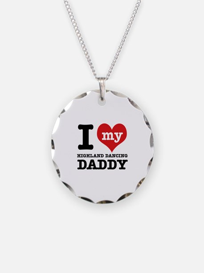 I love my Highland Daddy Necklace