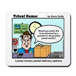 Mousepad - Goin' Postal
