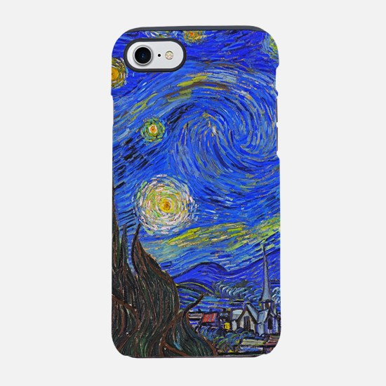 van Gogh: The Starry Night iPhone 7 Tough Case