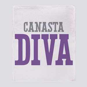 Canasta DIVA Throw Blanket
