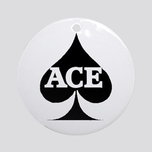 ACE Ornament (Round)