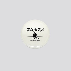 Rumba my therapy Mini Button