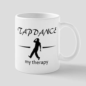 Tap dance my therapy Mug