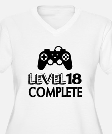 Level 18 Complete T-Shirt
