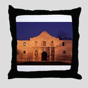 Alamo Throw Pillow