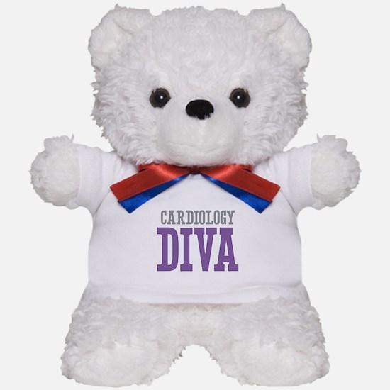 Cardiology DIVA Teddy Bear