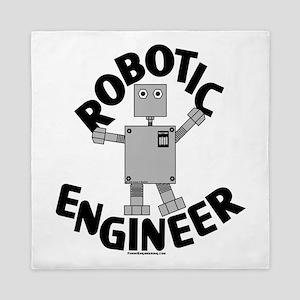 Robotic Engineer Queen Duvet