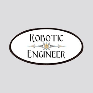Robotic Engineer Line Patches