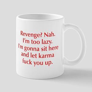 revenge-nah-opt-red Mug