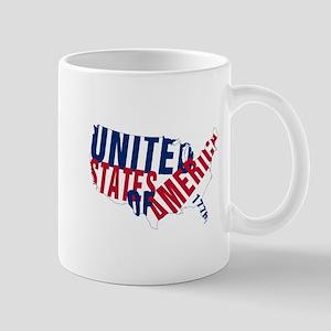 USA since 1776 Mug