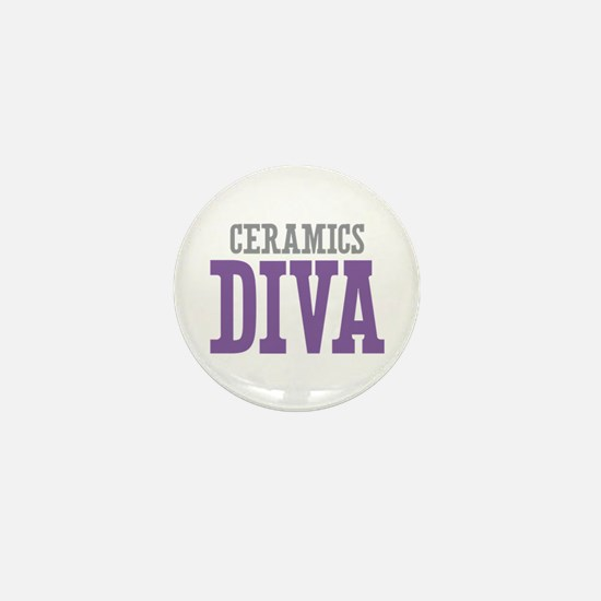 Ceramics DIVA Mini Button