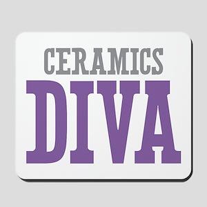 Ceramics DIVA Mousepad