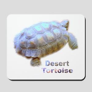 desert tortoise Mousepad