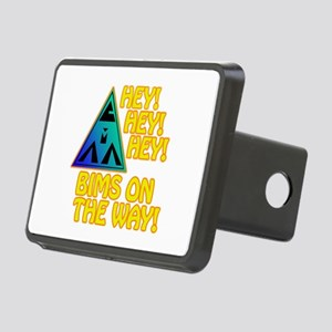 BIMS On The Way Rectangular Hitch Cover